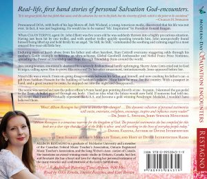 Modern-Day Salvation Encounters (cd rear cover)